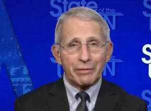 Dr. Fauci talks COVID boosters on State of the Union