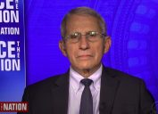 Dr. Fauci says the Moderna booster may not be ready for Sept. 20 on CBS' Face the Nation on Sept. 5