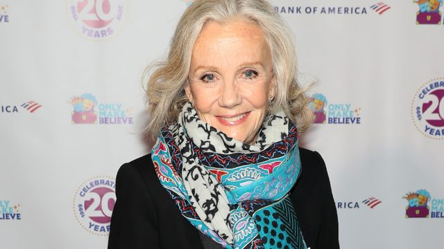 Hayley Mills attends the Only Make Believe 20th Anniversary Gala at Gerald Schoenfeld Theatre on November 04, 2019 in New York City