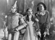 judy garland in black and white still from wizard of oz