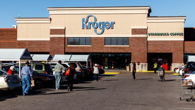 Kroger Supermarket. The Kroger Co. is One of the World's Largest Grocery Retailers I