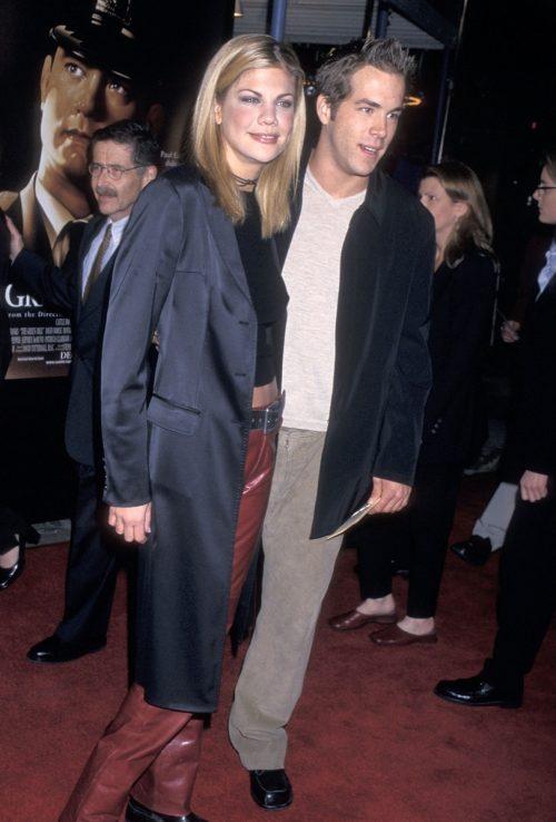 Kristen Johnston and Ryan Reynolds 199