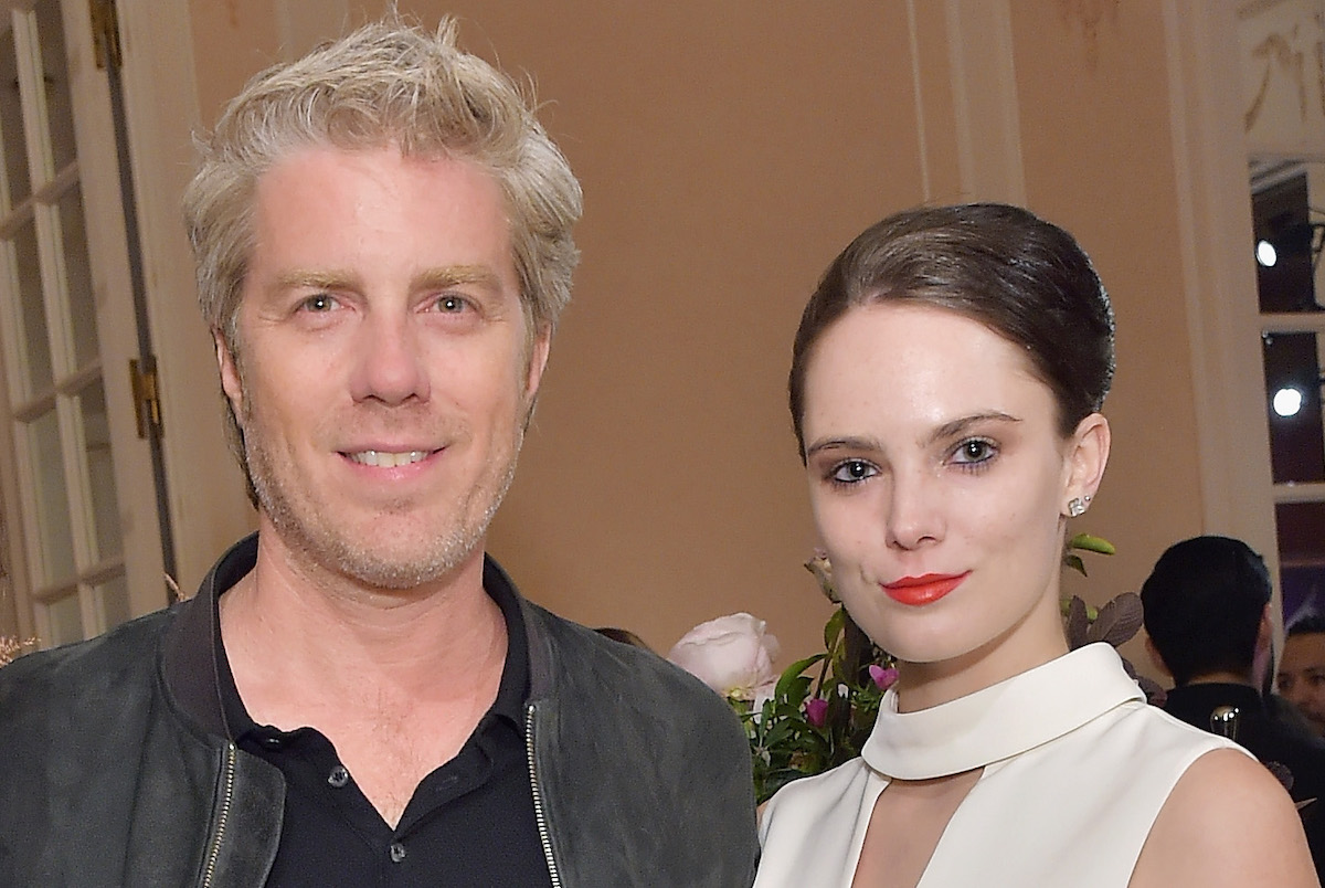 Kyle Eastwood and Graylen Eastwood attend Hotel Vivier Los Angeles at Private Residence on April 2, 2019 in Beverly Hills, California