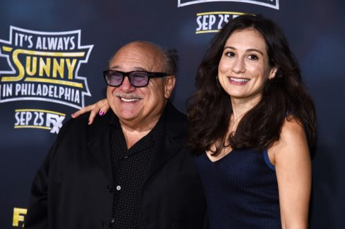 Lucy and Danny DeVito