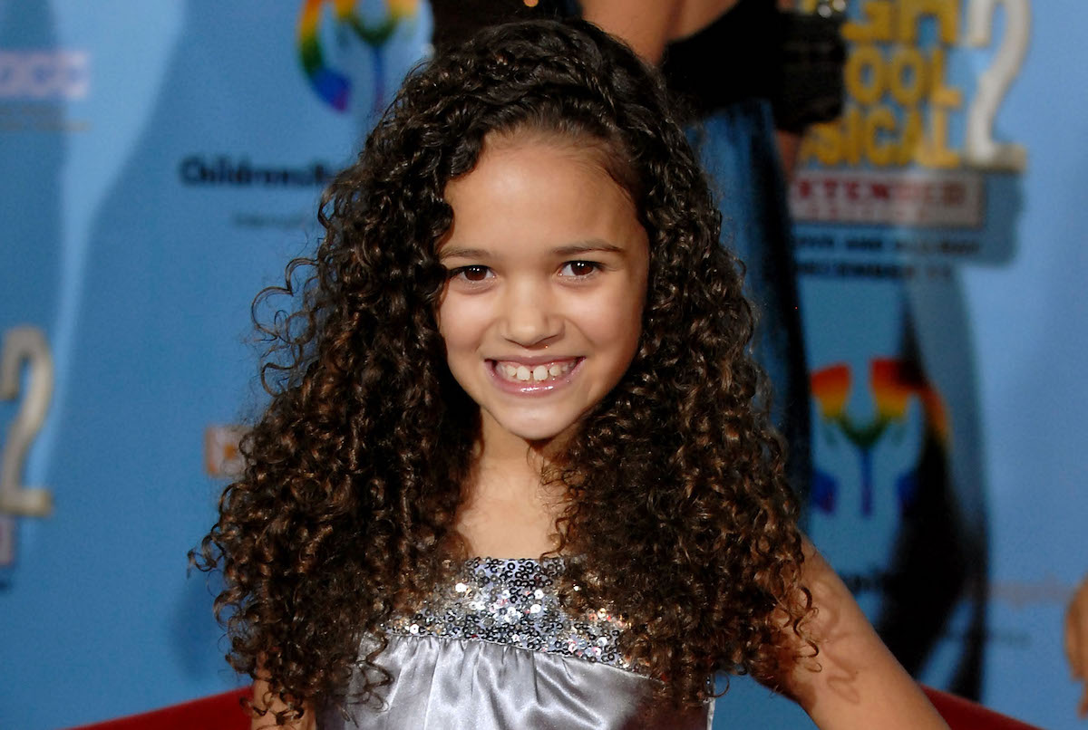 """Madison Pettis arrives at the """"High School Musical 2"""" DVD release gala held in Hollywood, California on November 19, 2007."""