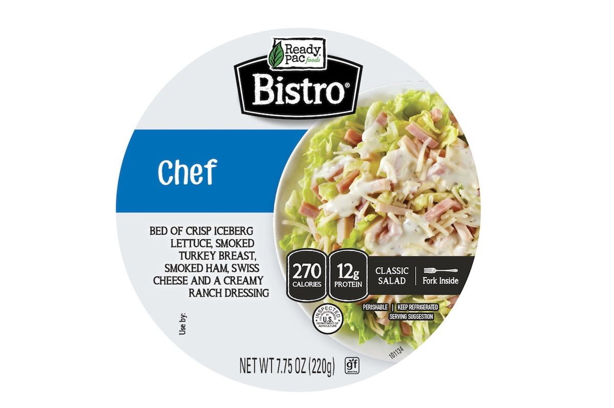 Recalled salad from Ready Pac Foods Inc.