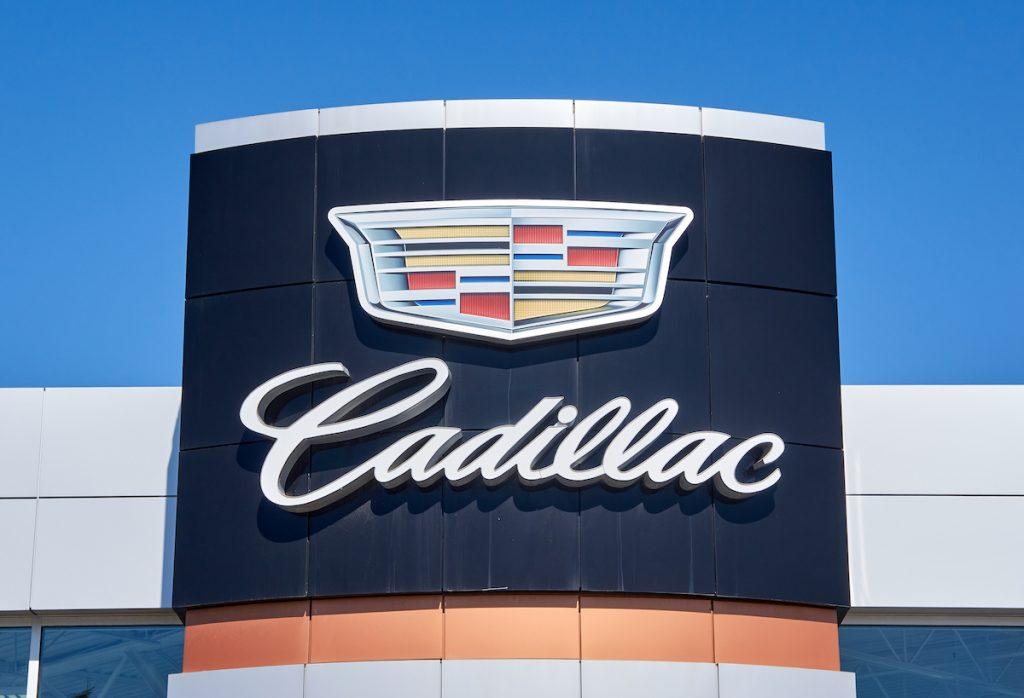 Cadillac dealership