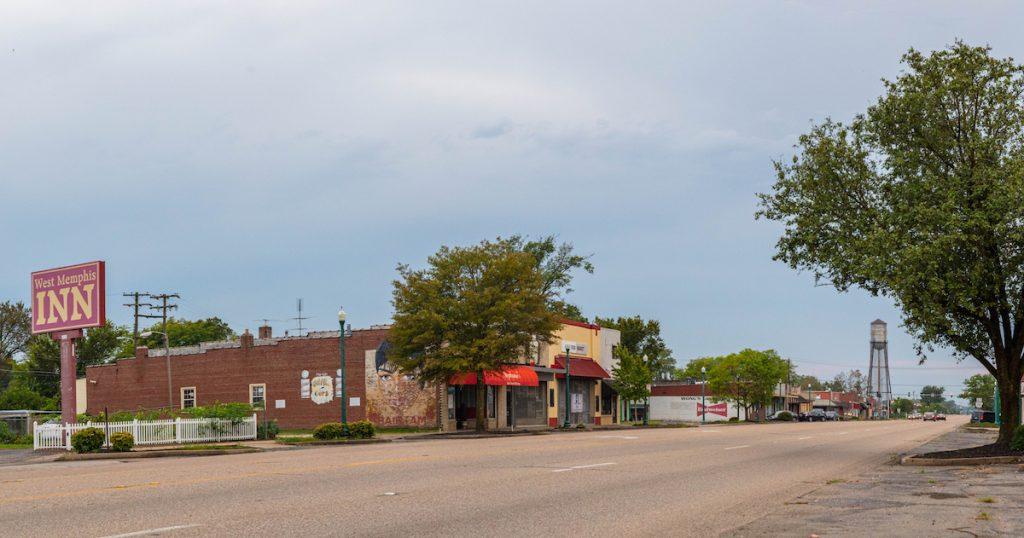 West Memphis, Arkansas