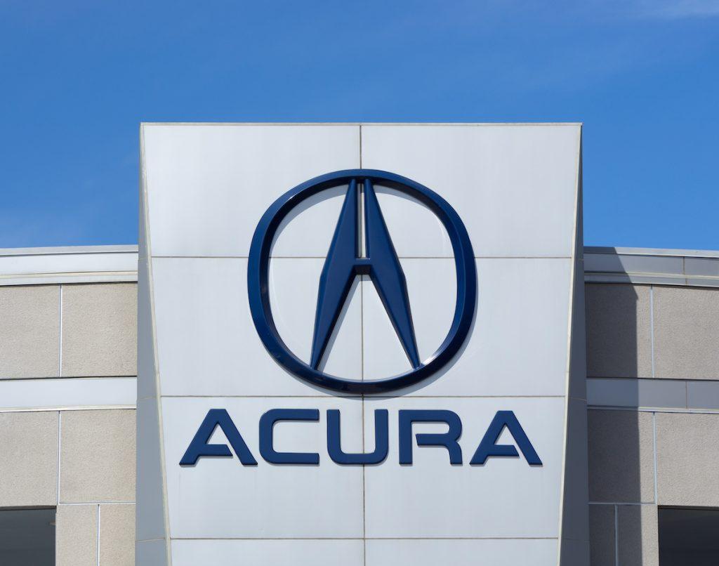 Acura dealership