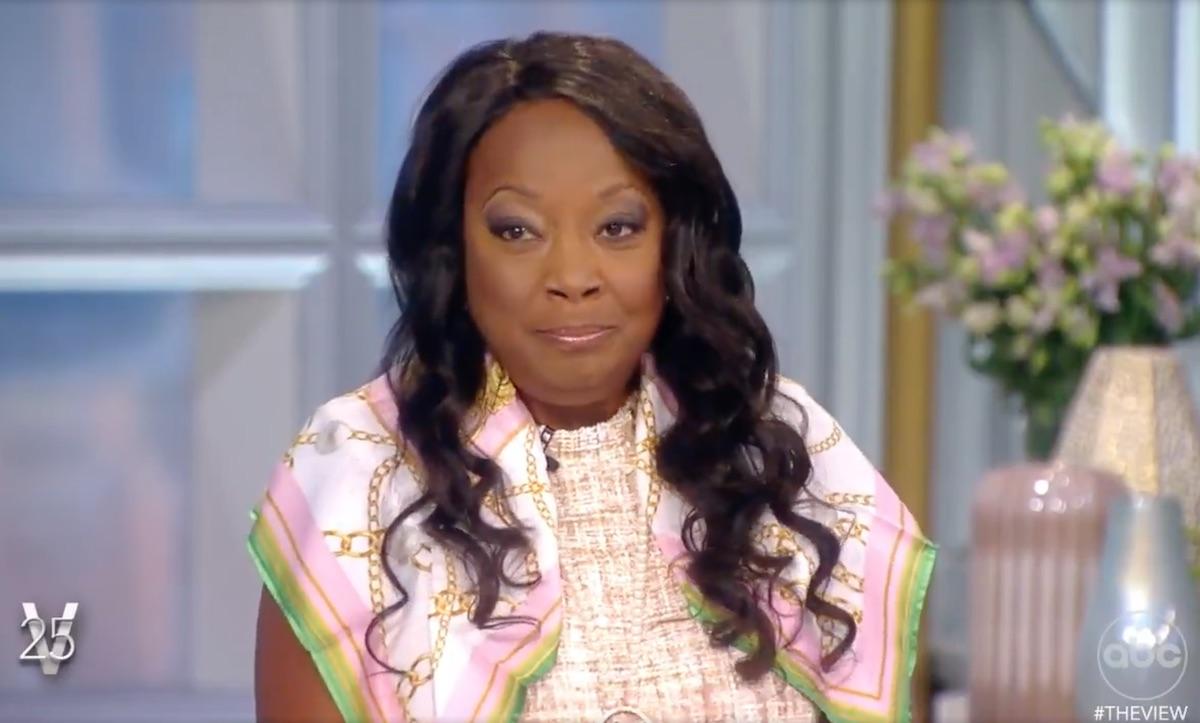 "Star Jones returns to ""The View"" on Sept. 10"