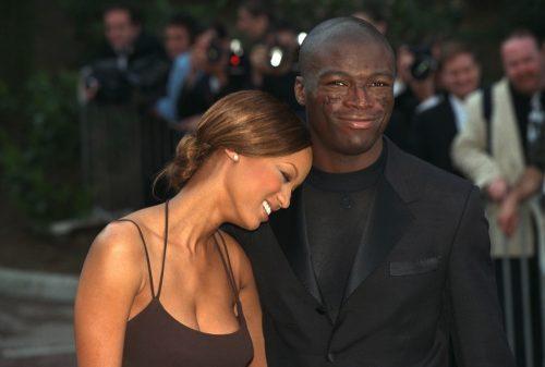 Tyra Banks and Seal 1996