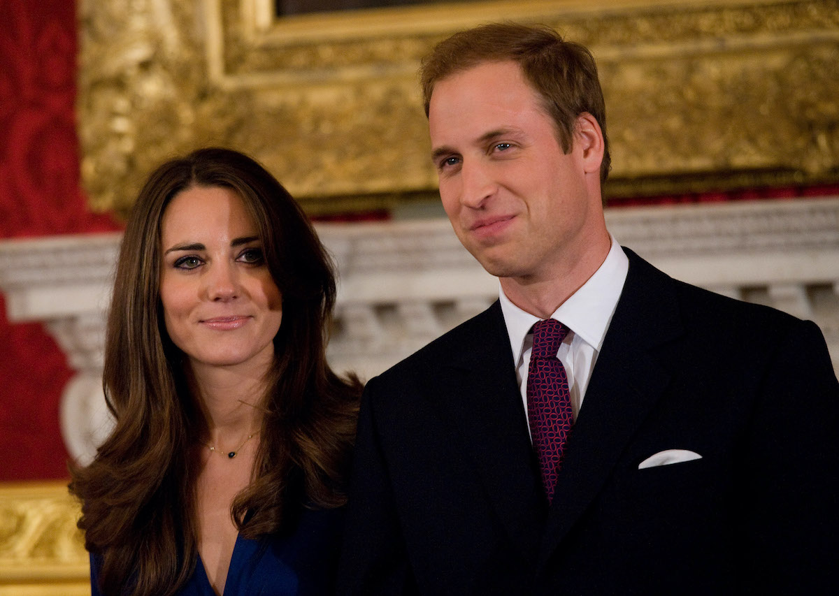 Prince William and Kate Middleton officially announce their engagement at St James's Palace on November 16, 2010 in London, England. After much speculation, Clarence House today announced the engagement of Prince William to Kate Middleton.