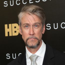 """Alan Ruck at the premiere of """"Succession"""" in 2018"""