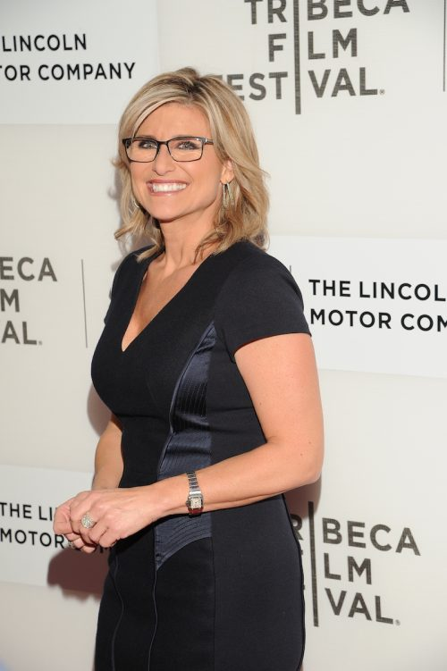 Ashleigh Banfield at the 2016 Tribeca Film Festival