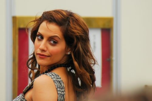 Brittany Murphy at the 2005 Cannes Film Festival