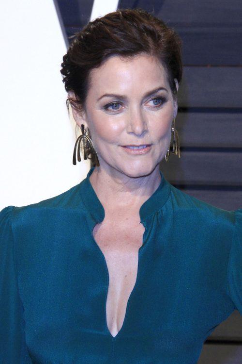 Carey Lowell at the 2017 Vanity Fair Oscar Party