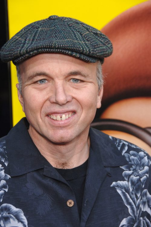 """Clint Howard at the premiere of """"Curious George"""" in 2006"""