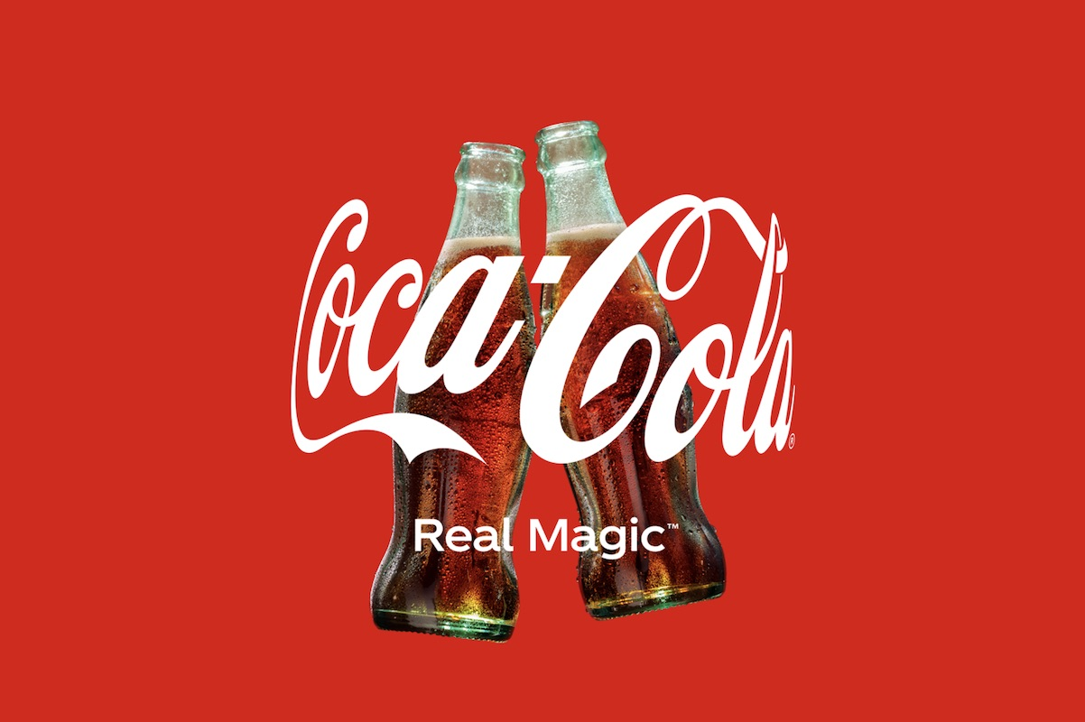 New Coke Logo