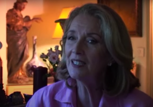 Daniela Bianchi in an interview from 2012