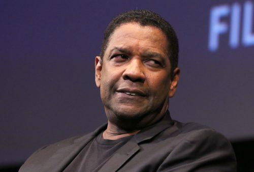 Denzel Washington at the New York Film Festival in September 2021