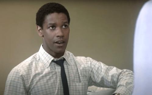 Denzel Washington on