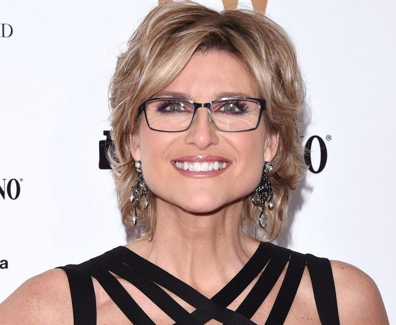Ashleigh Banfield attends the Moves 2014 Power Women Gala at India House Club on November 14, 2014 in New York City.