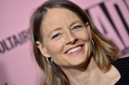 Jodie Foster at the L.A. Dance Project Annual Gala on October 16, 2021