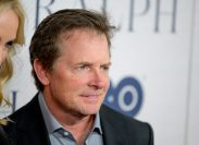 """Michael J. Fox at the premiere of """"Very Ralph"""" in October 2019"""