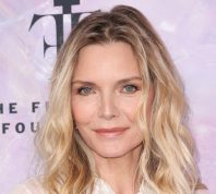 Michelle Pfeiffer at the 2019 Fragrance Foundation Awards