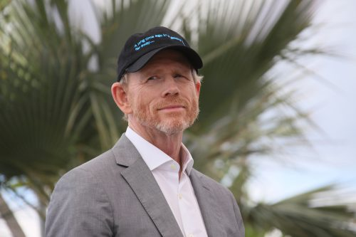 Ron Howard at the 2018 Cannes Film Festival