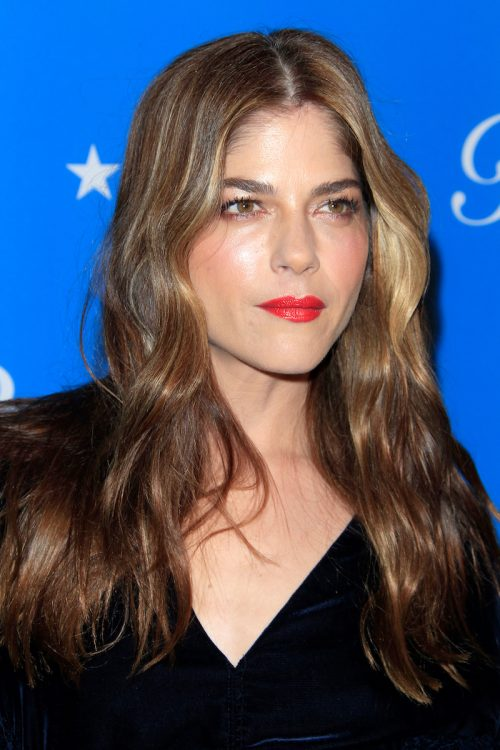 Selma Blair at the Paramount Network Launch Party in January 2018