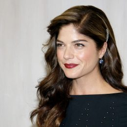 Selma Blair at the Hammer Museum Gala In The Garden in October 2017