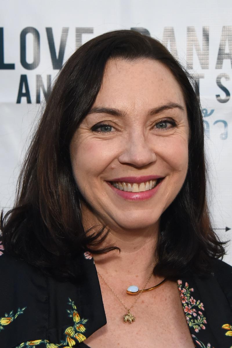Stephanie Courtney in 2018