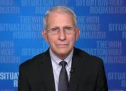 """Dr. Fauci talks booster timelines on CNN's """"The Situation Room"""""""