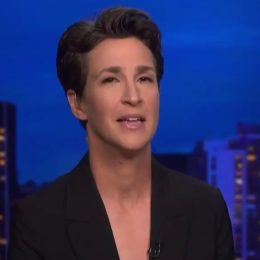 This Was Rachel Maddow's First Sign of Cancer