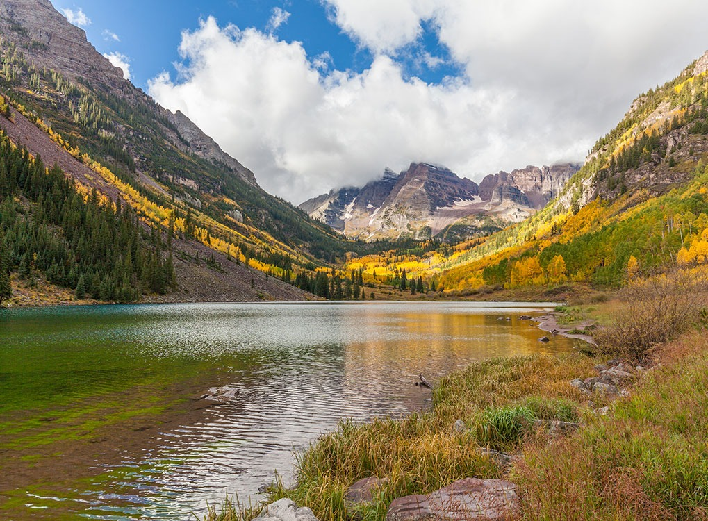 You could win a trip to Aspen if you donate enough to Movemember