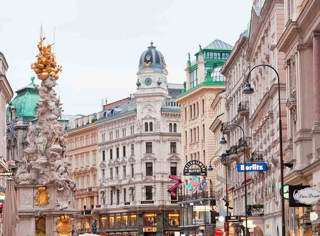 Vienna, Austria Cleanest Cities in the world