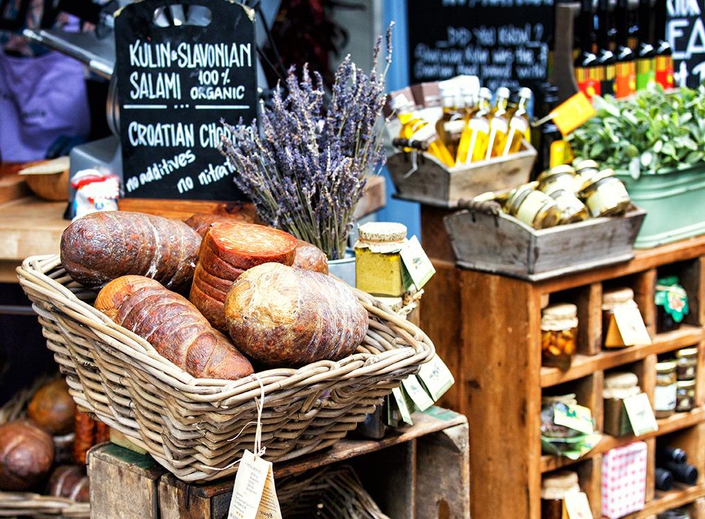 farmer's market Best Date Ideas