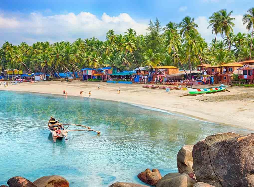 goa exotic vacations