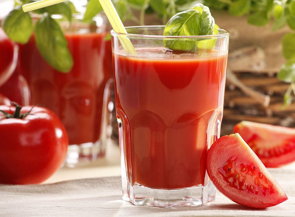 tomato juice Summer