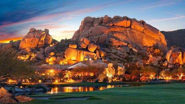 Boulders arizona