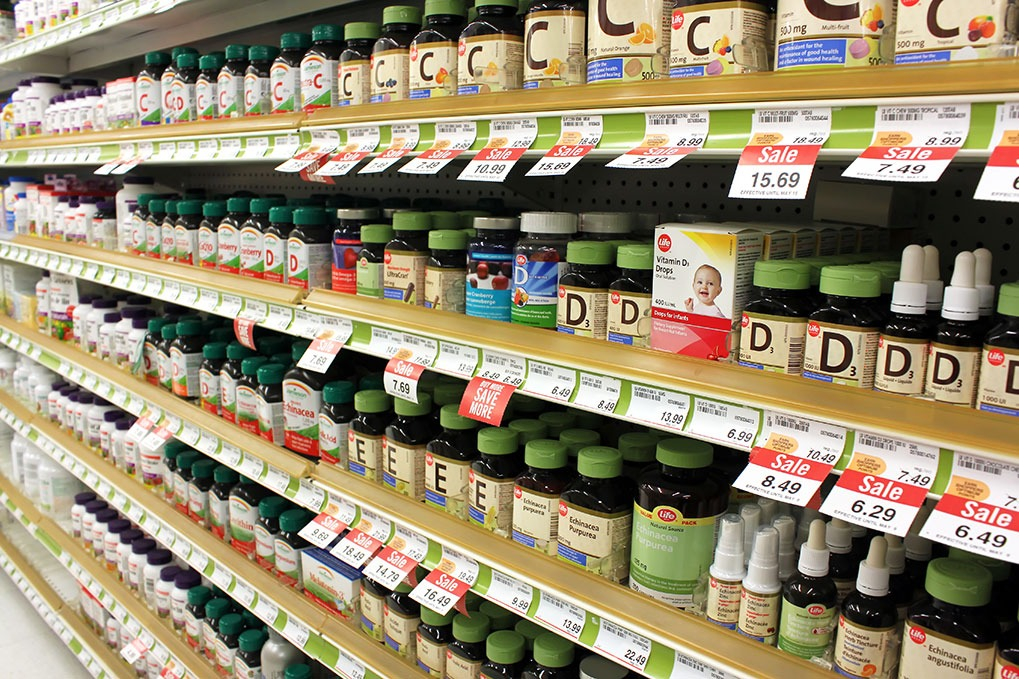supplements are a weight loss secret that doesn't work