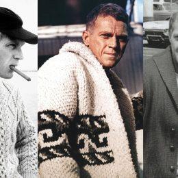 Modern Sweaters Steve McQueen Would Buy