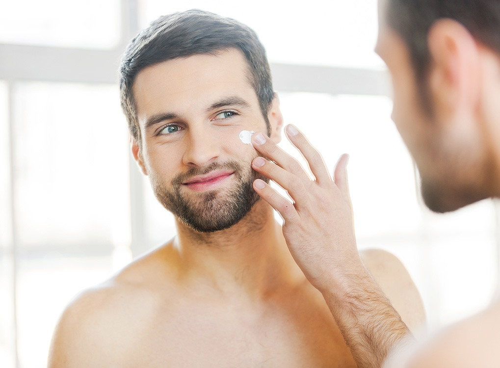 using retinol gets rid of wrinkles