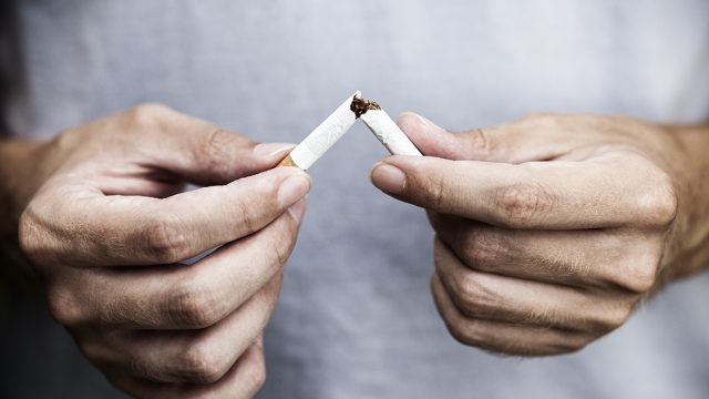 quitting smoking gets rid of wrinkles