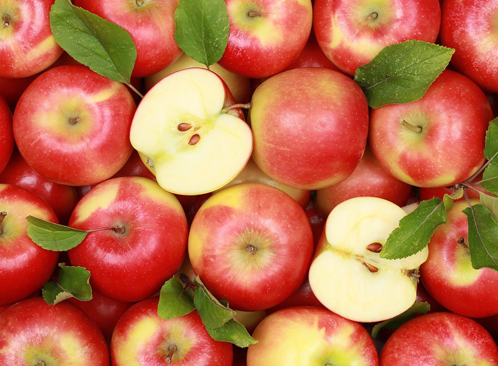 eating apples instead of chips is one of the best health upgrades