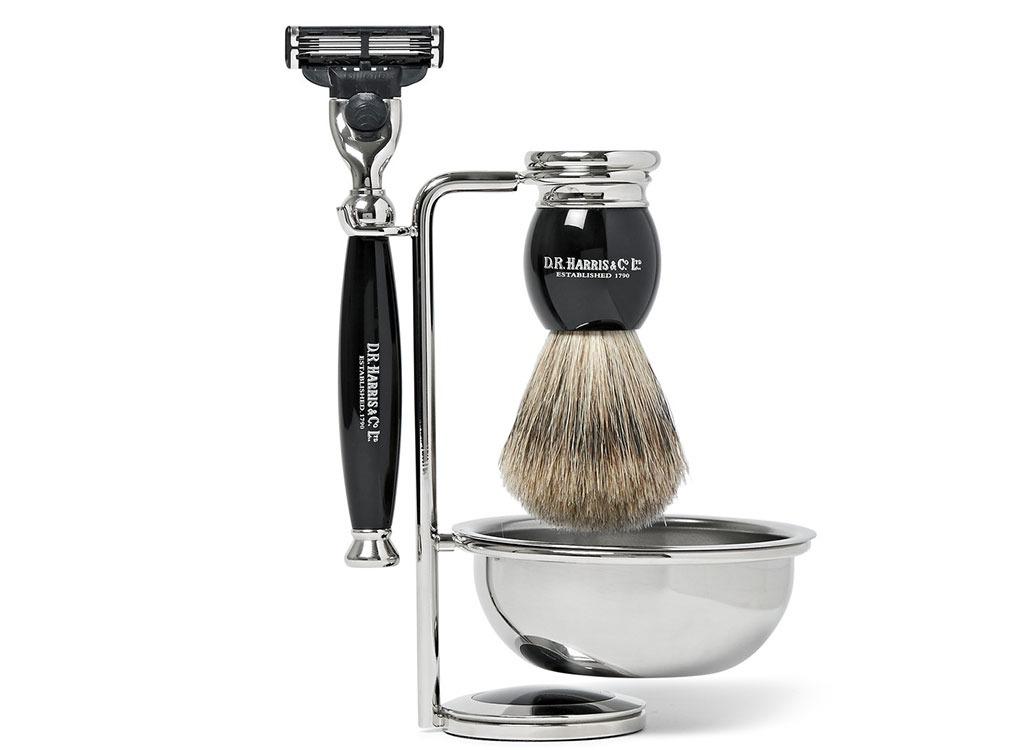 shaving, over 40