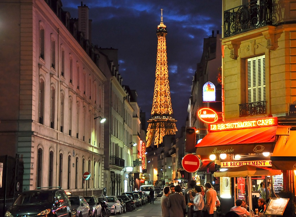 Paris, France Cleanest Cities in the world