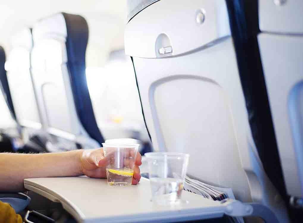 Drinking on plane things that horrify flight attendants