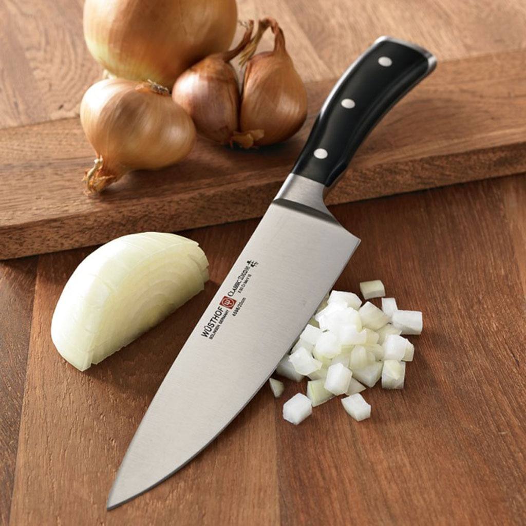 chef's knife, over 30